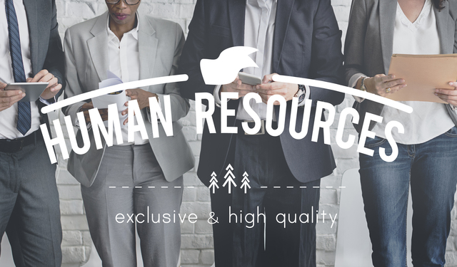 Human Resources Career Employment Expertise Concept