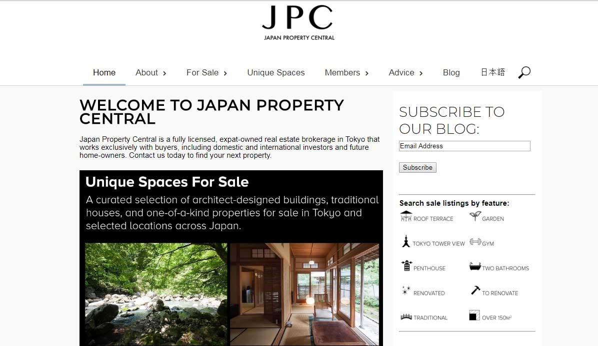http://japanpropertycentral.com/