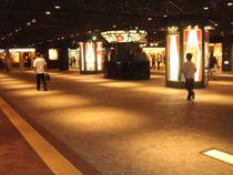 福岡天神フコク生命ビルに直結する天神地下街